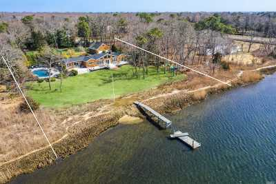 Quogue Single Family Home For Sale: 55 Old Main Rd