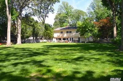 Cold Spring Hrbr Single Family Home For Sale: 53 Hawxhurst Rd