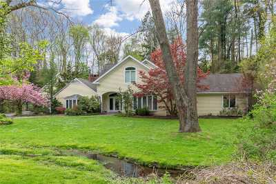 Muttontown Single Family Home For Sale: 345 Mill River Rd