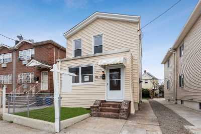 Ozone Park Single Family Home For Sale: 101-17 95th St
