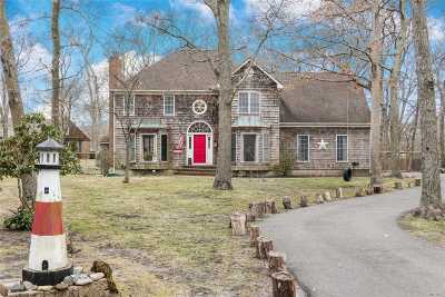 Brookhaven Single Family Home For Sale: 3 Marie Ct
