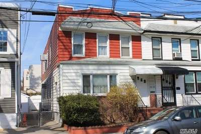 Middle Village Multi Family Home For Sale: 66-58 71st St