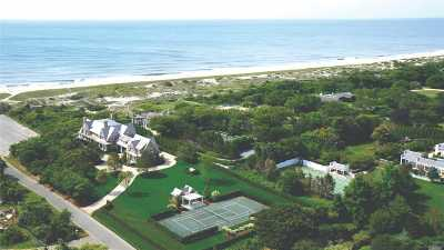East Hampton Single Family Home For Sale: 38 Two Mile Hollow Rd