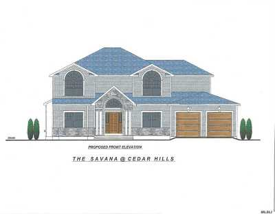 St. James Single Family Home For Sale: Lot #2 Nora Ct
