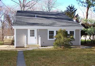 East Hampton Single Family Home For Sale: 349 Three Mile Harbo Rd