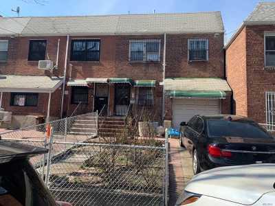 Flushing Multi Family Home For Sale: 132-15 Avery Ave
