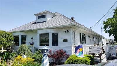 Amityville Single Family Home For Sale: 218 Ocean Ave