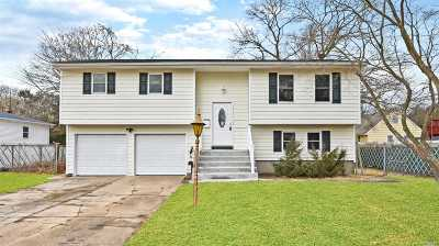Bay Shore Single Family Home For Sale: 1466 Illinois Ave