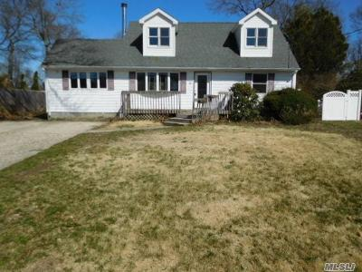 Pt.jefferson Sta Single Family Home For Sale: 51 Joline Rd