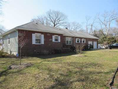 Brightwaters Single Family Home For Sale: 1 Oaks Ct