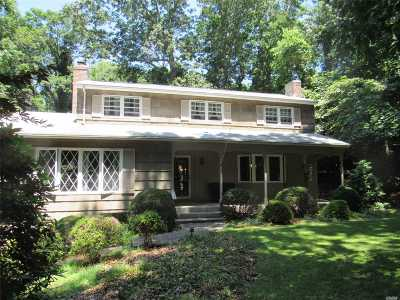 Shoreham Single Family Home For Sale: 7 Valley Way