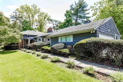 Great Neck Single Family Home For Sale: 429 East Shore Rd