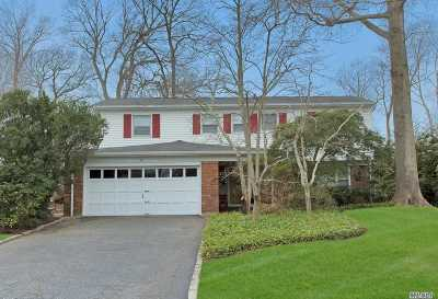 East Norwich Single Family Home For Sale: 32 Roosevelt Dr