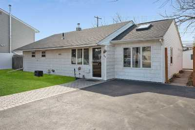 Bethpage Single Family Home For Sale: 80 S Millpage Dr