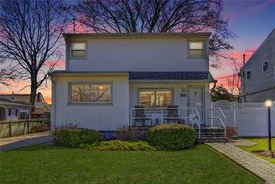 Oceanside NY Single Family Home For Sale: $525,000