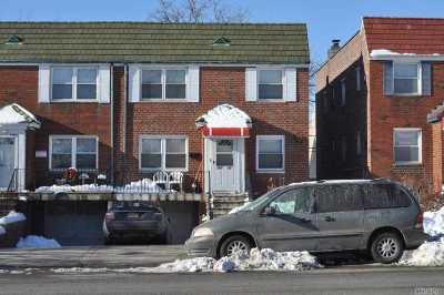 Whitestone Multi Family Home For Sale: 160-55 Willets Point Blvd