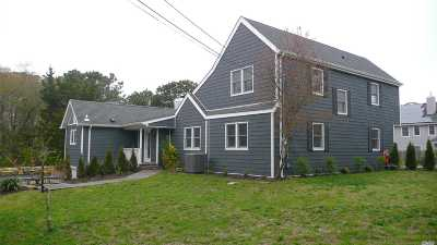 Southampton Single Family Home For Sale: 52 E Inlet Rd