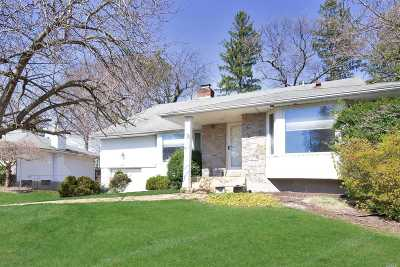 Jericho Single Family Home For Sale: 12 Middle Lane