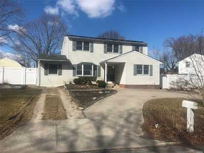 Farmingville Single Family Home For Sale: 44 S Howell Ave