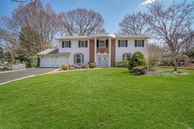 Dix Hills Single Family Home For Sale: 62 Randolph Dr