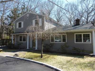 Ridge Single Family Home For Sale: 12 Pond Ln