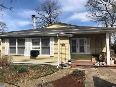Lindenhurst Single Family Home For Sale: 340 S Fulton Ave