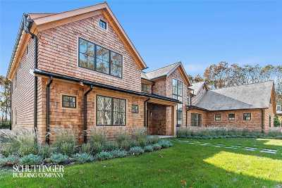 Water Mill Single Family Home For Sale: 6 New Ground Ln