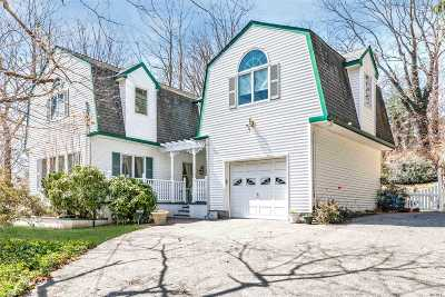 Kings Park Single Family Home For Sale: 602a Meadow Rd