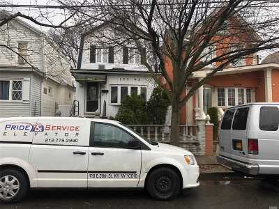 Ozone Park Single Family Home For Sale: 105-43 86th St