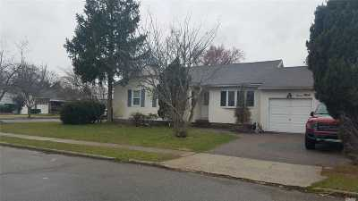 N. Bellmore Single Family Home For Sale: 730 Vernon Ave