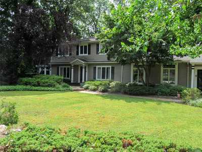 E. Setauket Single Family Home For Sale: 95 Dyke Rd