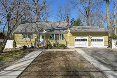 Coram Single Family Home For Sale: 18 Oak Ln