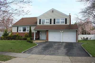 Syosset Single Family Home For Sale: 52 Robert Cir