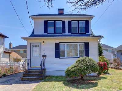 Mineola Single Family Home For Sale: 41 Jerome Ave