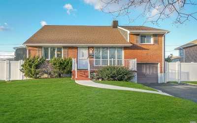 Massapequa Single Family Home For Sale: 235 Normandy Rd
