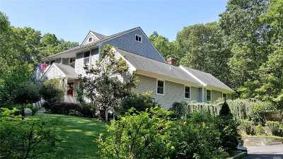 Sag Harbor Single Family Home For Sale