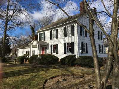 Wantagh Single Family Home For Sale: 1542 Wantagh Ave
