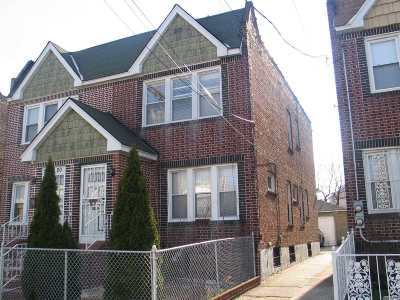 Jamaica Multi Family Home For Sale: 119-18 145th St