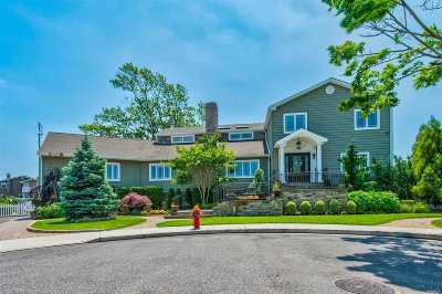 Massapequa Single Family Home For Sale: 1 Seabreeze Rd