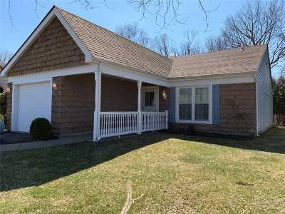 Ridge Condo/Townhouse For Sale: 5 Lamont Rd