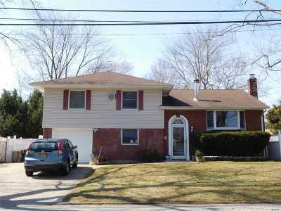 Commack Single Family Home For Sale: 3 Dorothea St