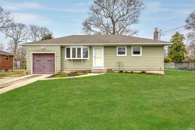 Oakdale Single Family Home For Sale: 207 Brook St