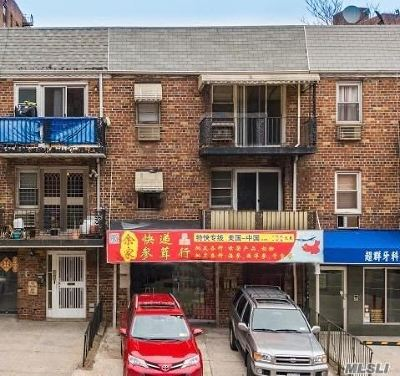 Flushing Multi Family Home For Sale: 42-65 Main St
