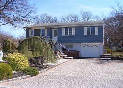 Farmingville Single Family Home For Sale: 30 Walnut Ave