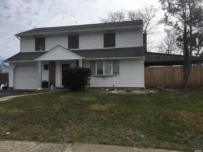 Central Islip Single Family Home For Sale: 133 Branch Ave