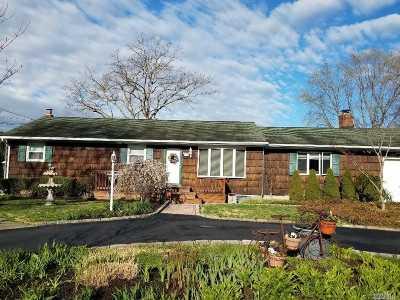 Nesconset Single Family Home For Sale: 24 Jefferson St
