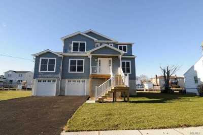 Lindenhurst Single Family Home For Sale: 891 S 5th St