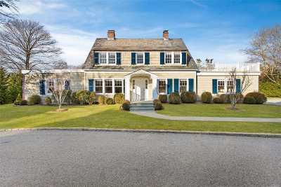Southampton Single Family Home For Sale: 819 Hill Street