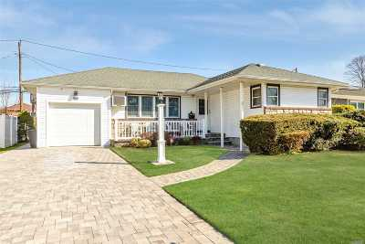 N. Bellmore Single Family Home For Sale: 2193 Jacqueline Ave