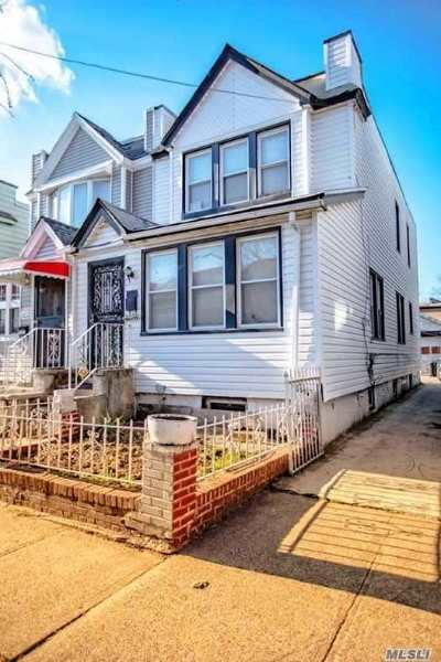 Flushing Multi Family Home For Sale: 158-19 75th Rd